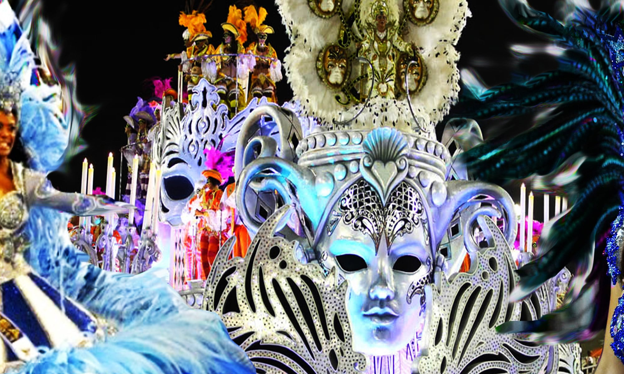 inrix can help getting around the brazilian carnival road closures