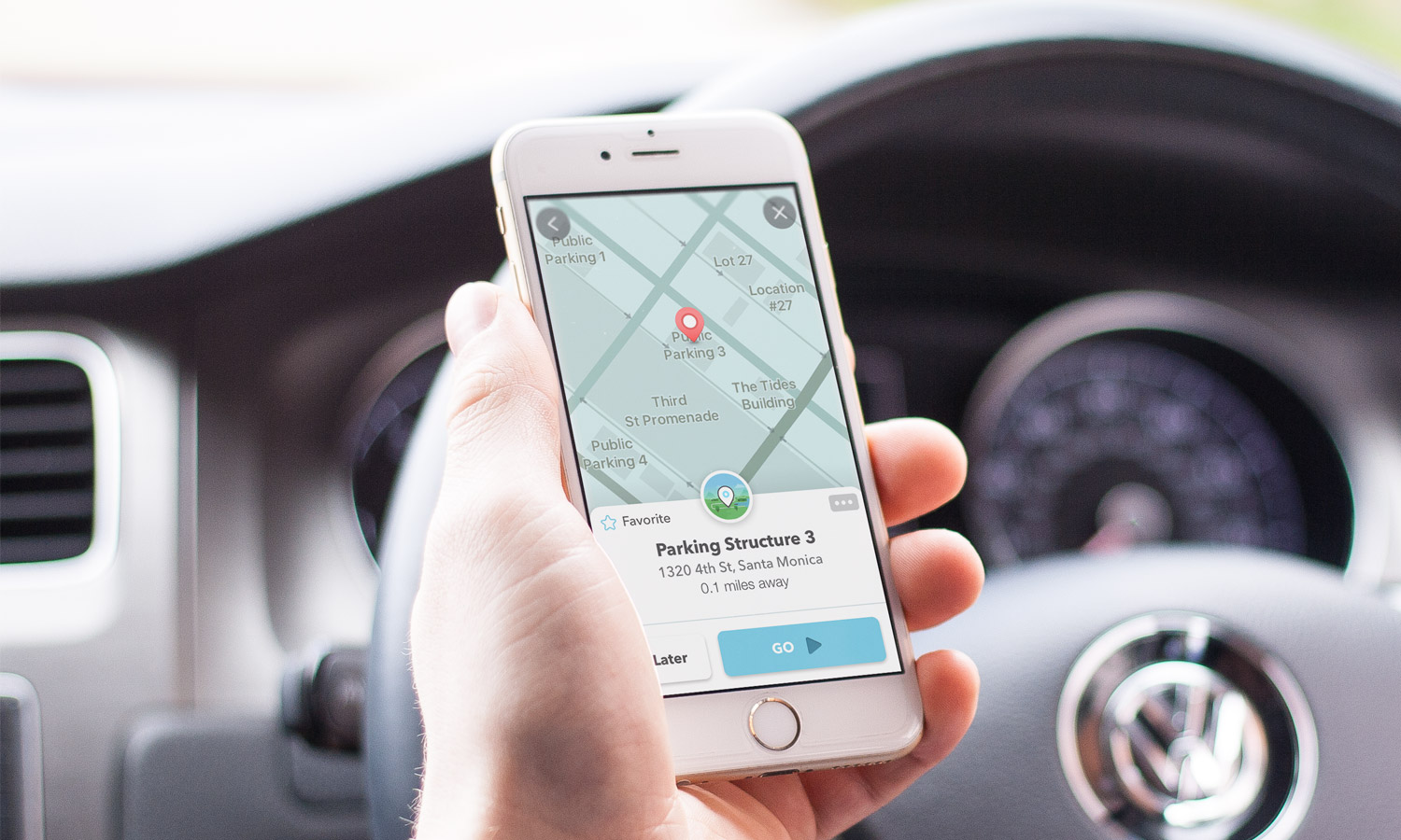 INRIX Selected by Waze to Supply Global Parking Data - INRIX