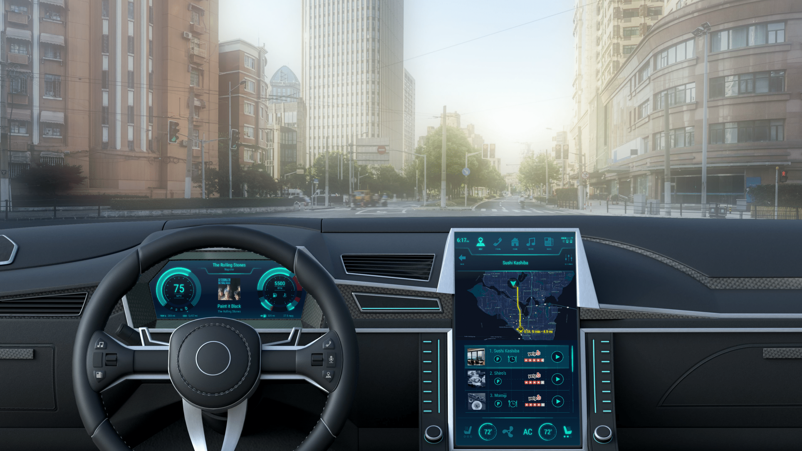INRIX OpenCar Expands App Ecosystem with Content From Amazon