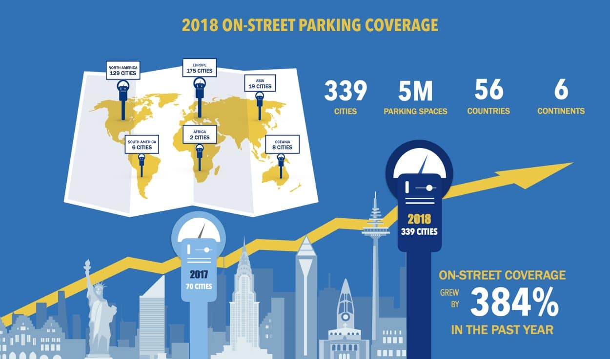 INRIX Announces Major Parking Data Coverage Expansion - INRIX