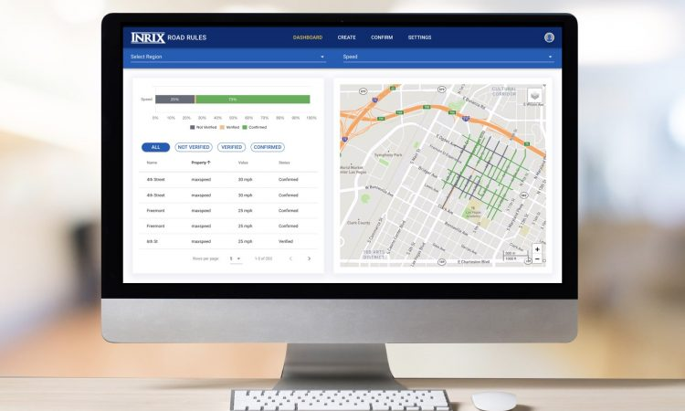 Digitizing Mobility Information With INRIX Road Rules - INRIX